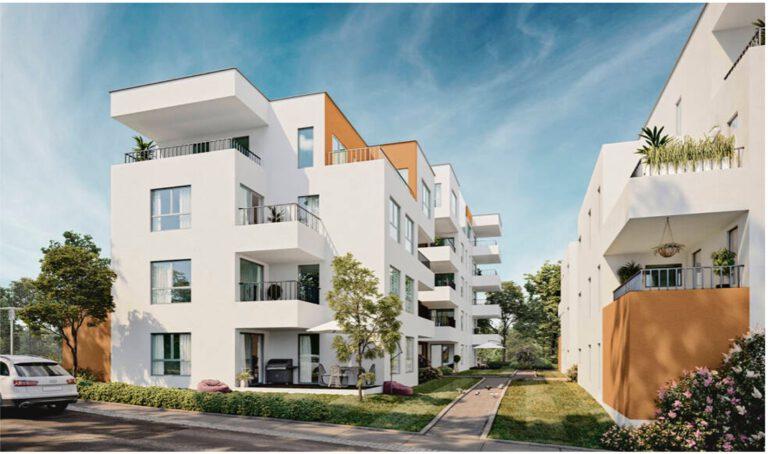 SEM Keplerstraße Mehrfamilienhäuser Wärme Strom